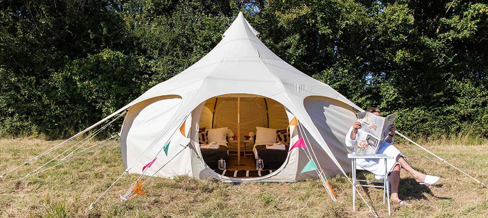 Lotus Belle Tents Portobello Products